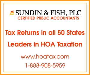 New York HOA & Condo Association Tax Return